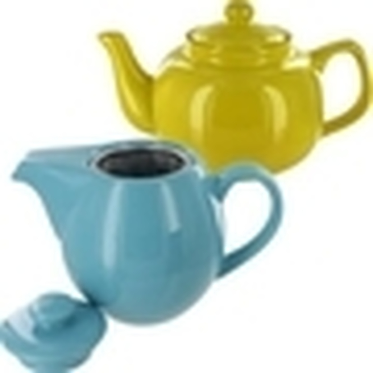 Solid Color Teapots