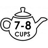 Large 7-8 Cup Teapots