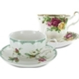 Fine Bone China Teacups