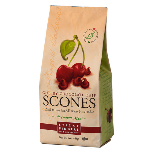Scone Mix - Cherry Chocolate Chip -16oz (454g)