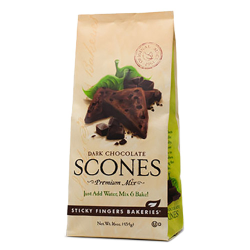 Scone Mix - Dark Chocolate -16oz (454g)