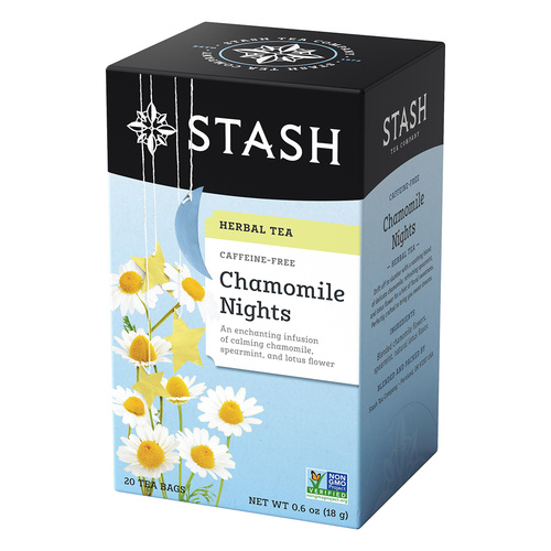 Stash Chamomile Nights Herbal Tea - 20 count