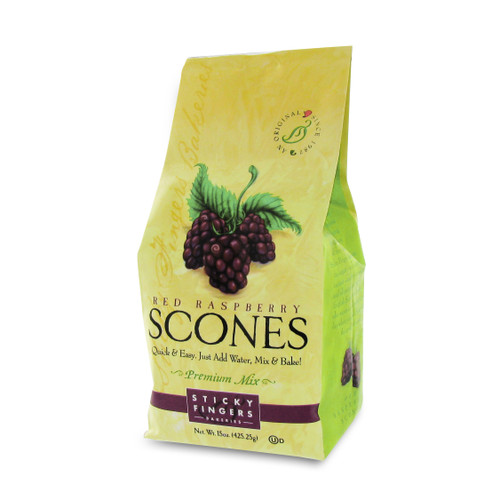 Scone Mix - Raspberry - 15oz (425g)