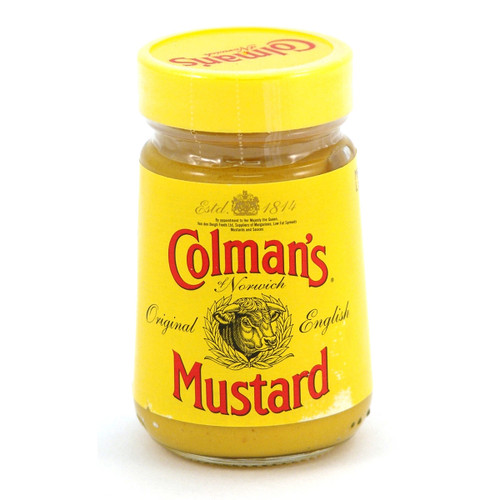 Colman's Original English Mustard- 3.52oz (100g)