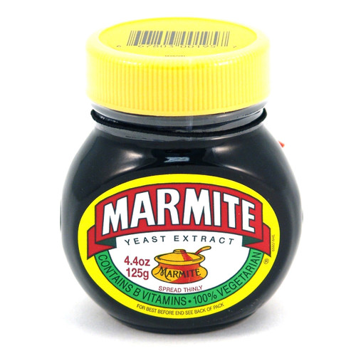 Marmite Yeast Extract - 4.4oz (125g)