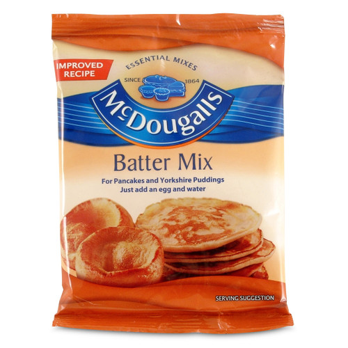 McDougalls Batter Mix - 4.5 oz (128g)