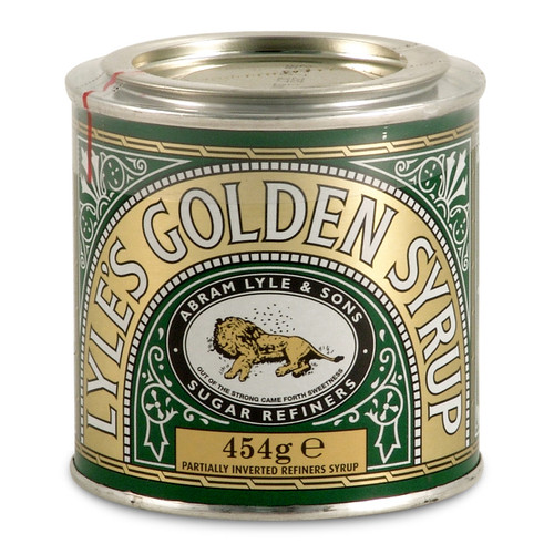 Tate and Lyle's Golden Syrup Tin - 16oz (454g)