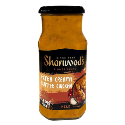 Sharwood's Extra Creamy Butter Chicken - 14.1oz (400g)