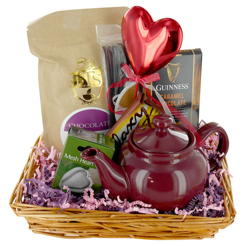 Chocolate & Caramel Decadence Gift Basket