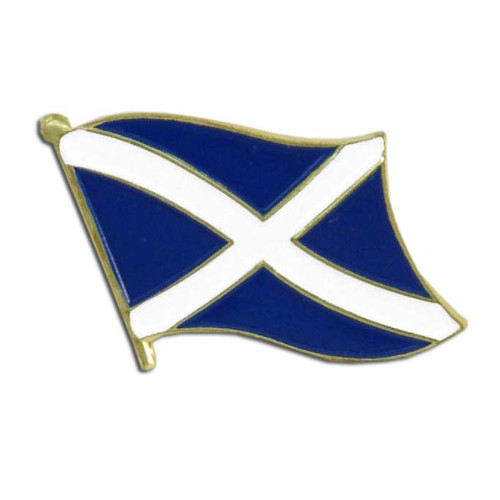 Scotland Flag Lapel Pin