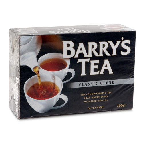 Barry's Tea Classic Blend Tea Bags - 80 count