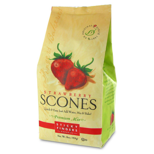 Scone Mix - Strawberry - 15oz (425g)