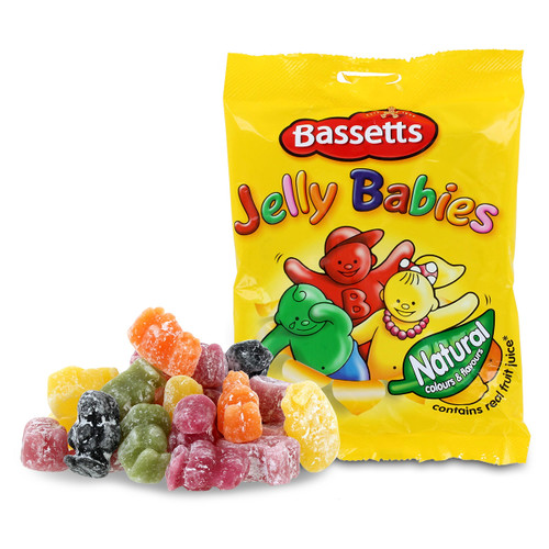 Jelly Babies - 6.7oz (190g)