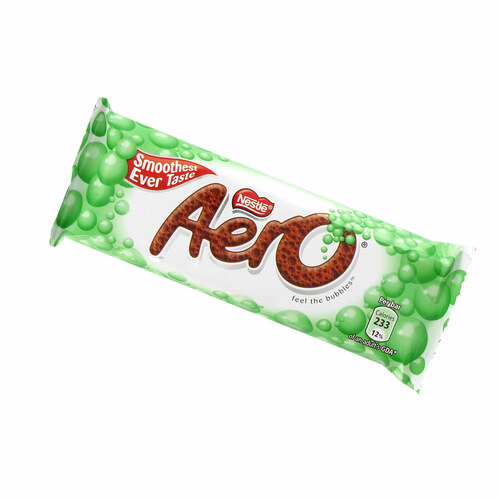 Nestle Aero Bar - Mint - 1.26oz (36g)