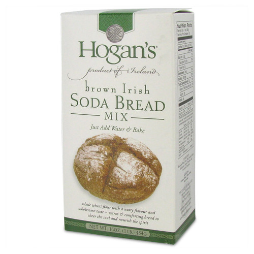 Hogan's Brown Irish Soda Bread Mix - 16oz (453g)