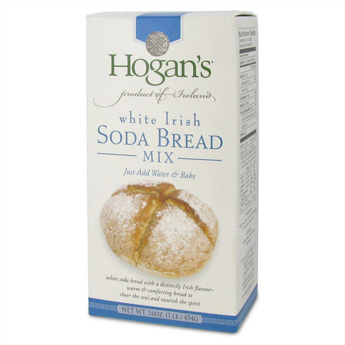 Hogan's White Irish Soda Bread Mix - 16oz (453g)