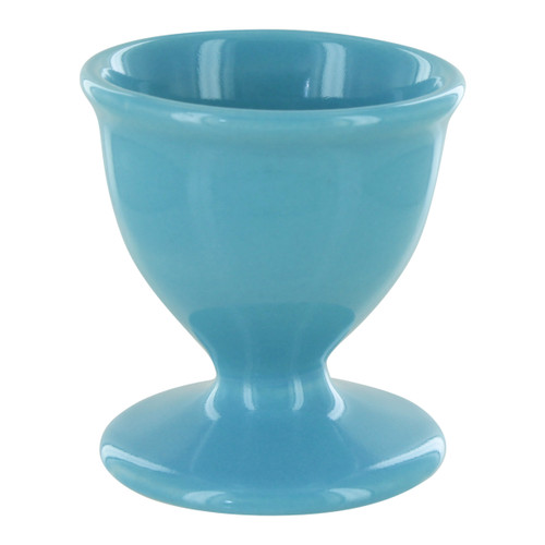 Stoneware Egg Cup - Turquoise