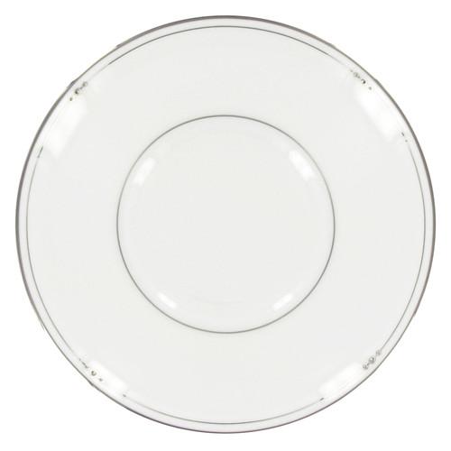 Royal Doulton China - Precious Platinum - Tea Saucer