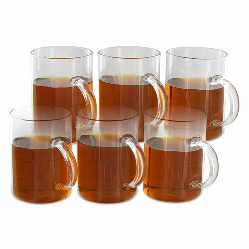 Adagio Tea Glasses - 6oz - Set of 6