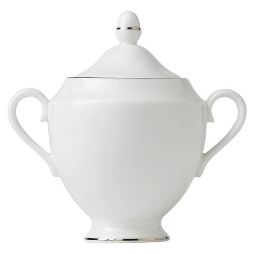 Wedgwood Signet Platinum Sugar Bowl