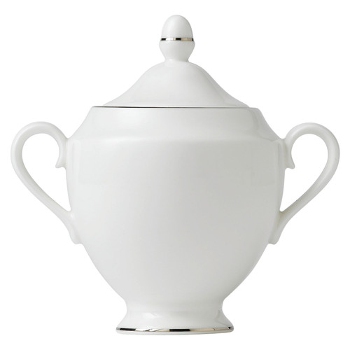Wedgwood Signet Platinum Sugar Bowl
