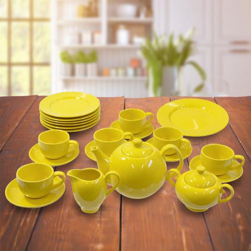 Elanor Deluxe Porcelain Tea Set