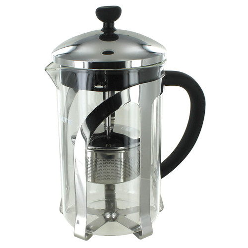 Ovente Glass Tea Maker with Infuser