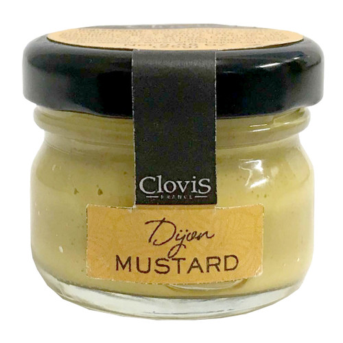Clovis Dijon Mustard - 1.2oz - Pack Size Option