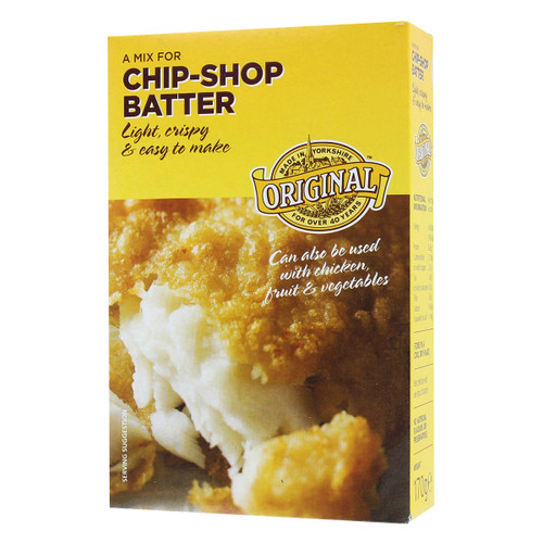 Goldenfry Chip Shop Batter Mix - 5.99oz (170g)
