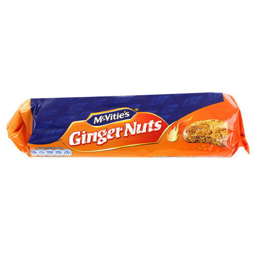 McVitie's Ginger Nuts - 8.81oz (250g)