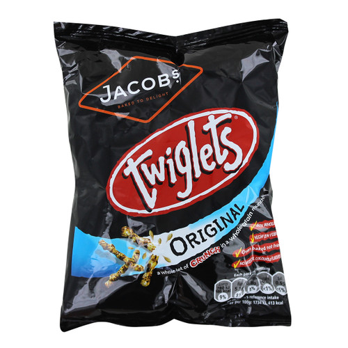 Jacob's Twiglets - 1.58oz (45g)