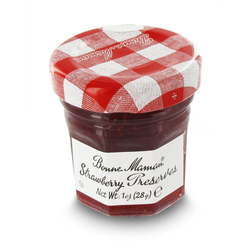 Bonne Maman Mini Preserves - Strawberry - 1oz - Pack Size Option