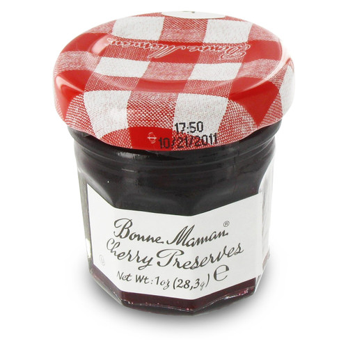 Bonne Maman Mini Preserves - Morello Cherry - 1oz - Pack Size Option