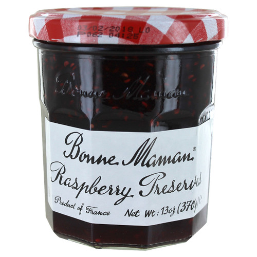 Bonne Maman Raspberry Preserves - 13oz (368g)