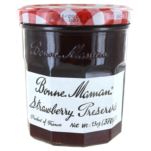Bonne Maman Strawberry Preserves - 13oz (368g)
