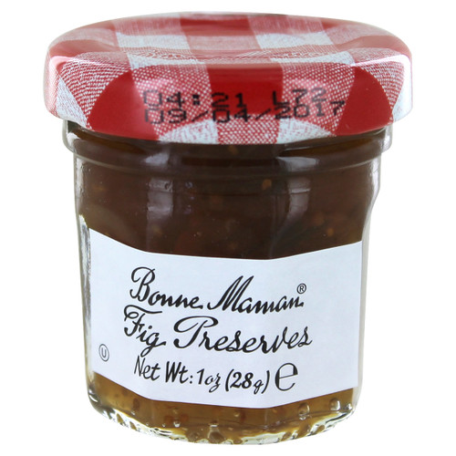 Bonne Maman Mini Preserves - Fig - 1oz - Pack Size Option