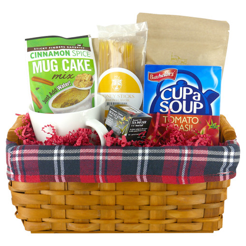 Wellness in a Cup Gift Basket