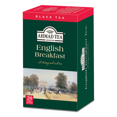 Ahmad Tea's English Breakfast Tea Bags - 20 count