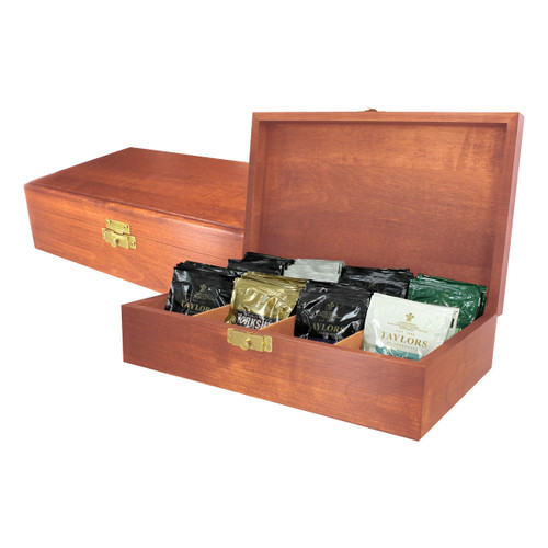 Tea Chests with Tea - Taylors of Harrogate's Selection #1