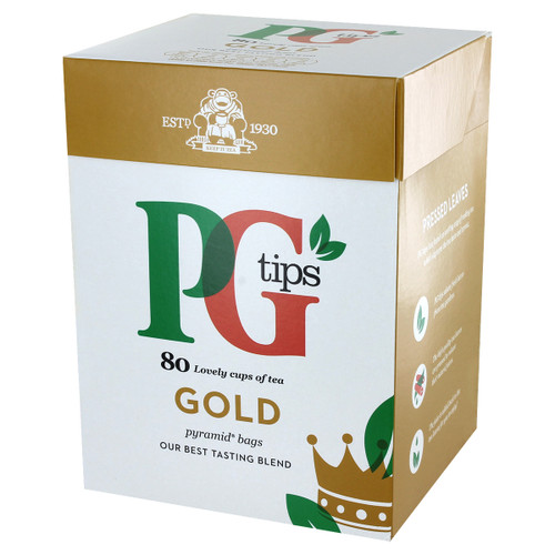 PG Tips Gold - 80 count