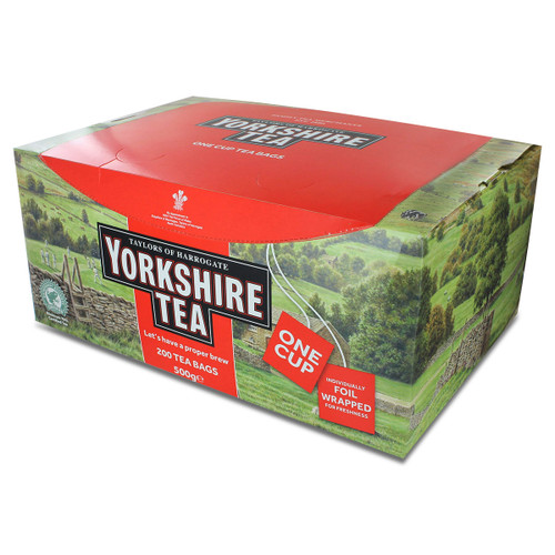 Taylors of Harrogate Yorkshire - String and Tag - 200 count