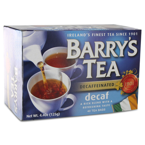 Barry's Tea Decaffeinated Tea Bags - 40 count