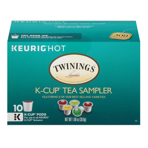 Twinings Variety Pack Tea K-Cups - 10 count