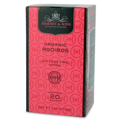 Harney and Sons Premium Tea - Organic Rooibos - 20 count