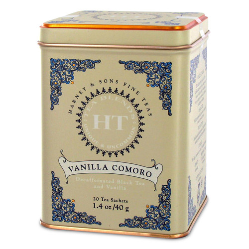 Harney and Sons Tea - Vanilla Comoro - 20 count