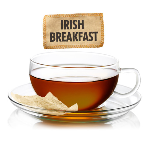Irish Breakfast Tea - Sampler Size - 5 Tea Bags