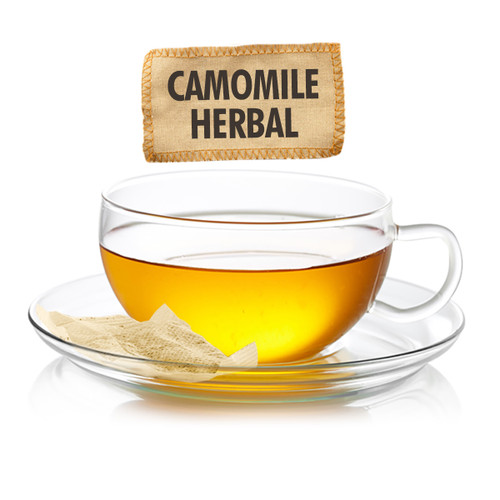 Camomile Herbal  - Sampler Size - 5 Teabags