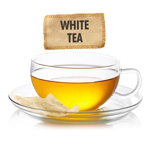 White Tea - Sampler Size - 5 Teabags