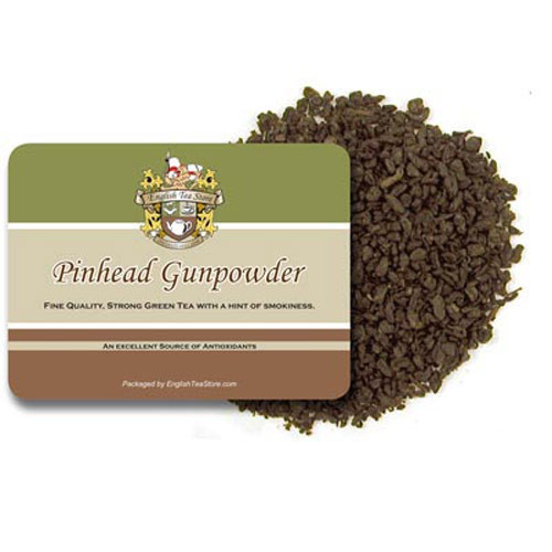 Gunpowder Green Tea - Loose Leaf Bulk - 5LB