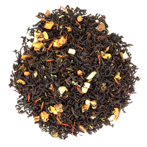 Apple Spice Flavored Black Tea - Loose Leaf
